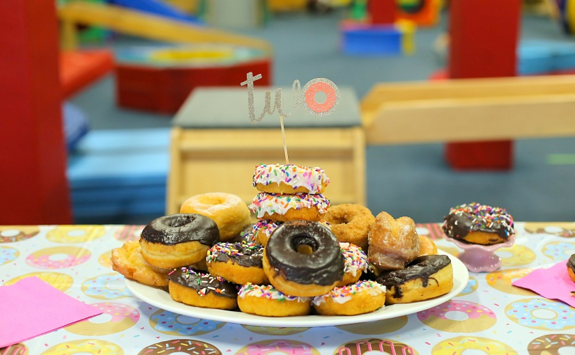 Two Sweet – Donut grow-up Birthday